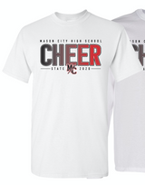 MC Cheer State 20 Short Sleeve Tee