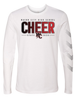 MC Cheer State 20 Long Sleeve Tee