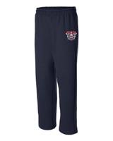 NSFD Open Bottom Sweatpants