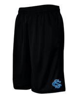 """CS Rugby Mesh 9"""" Shorts"""