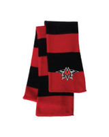 MCH Embroidered Rugby Scarf