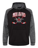 MCH Adult Raglan Pullover Sweatshirt