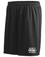MC Tribe Black Shorts