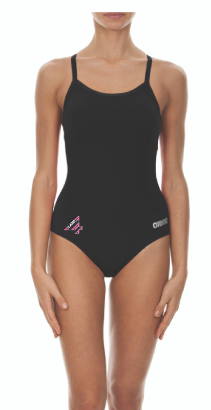 L4A Female Thin Strap Team Suit