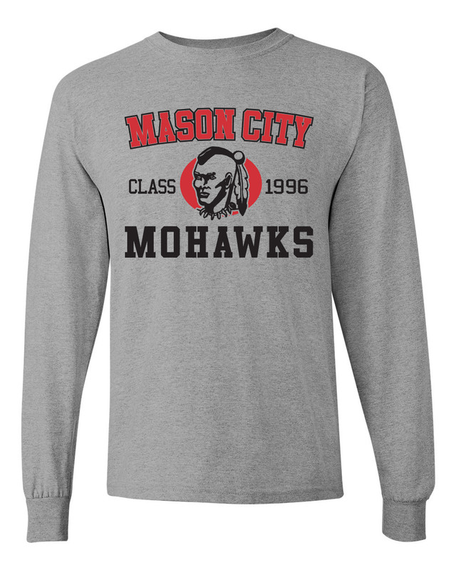 Mohawk Class Long Sleeve Shirt