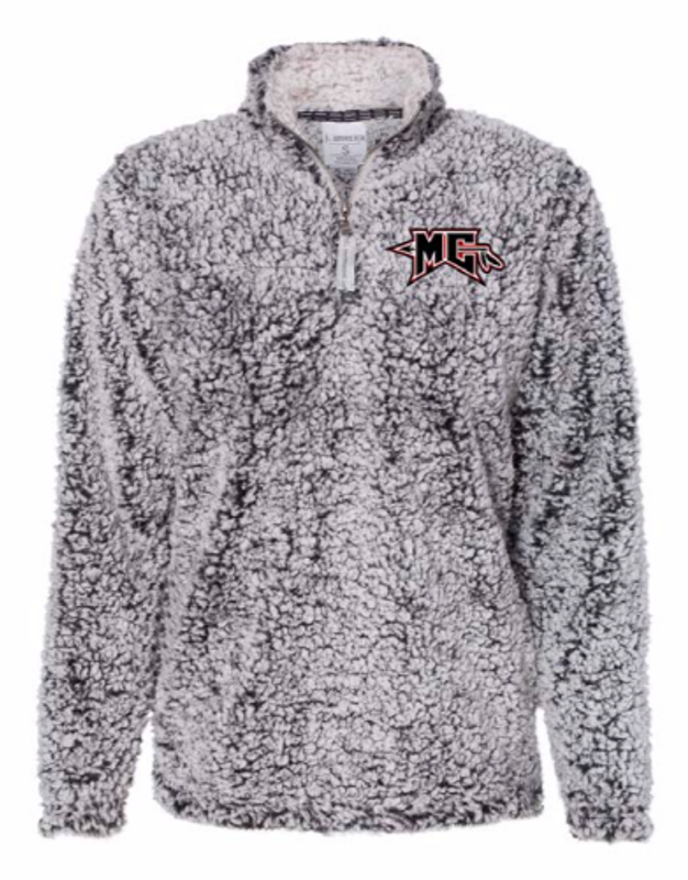 MC Mohawks Womens & Youth Sherpa Pullover