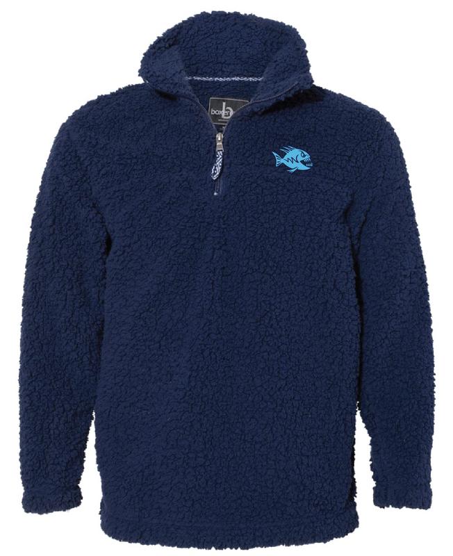 PSC Sherpa Fleece Pullover