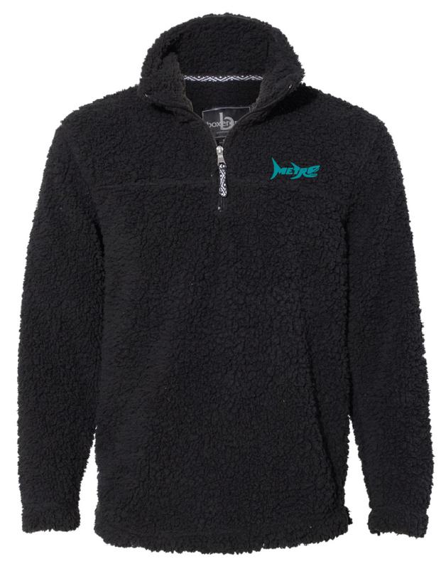 DMET Sherpa Fleece Pullover