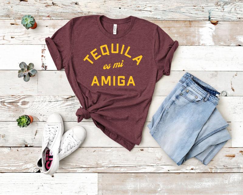 Tequila es mi Amiga