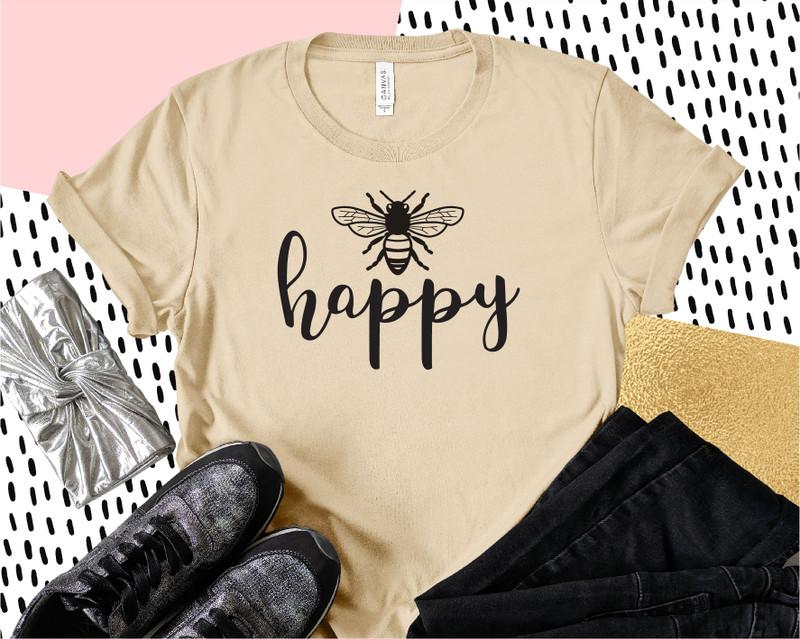 Be Happy Tee