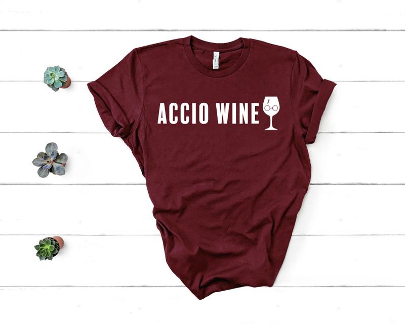 Accio Wine Tee