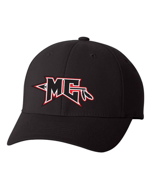 Mason City Mohawk Flexfit Hat
