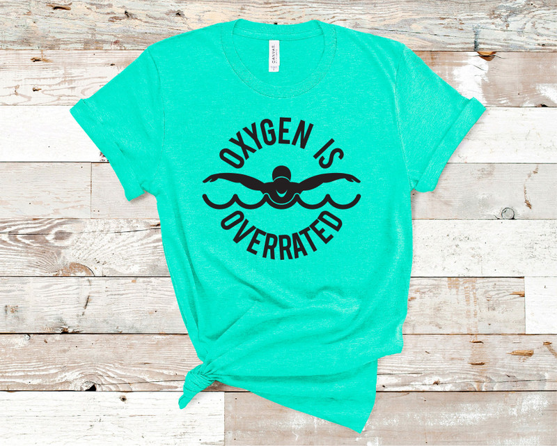 Oxygen is Overrated Tee