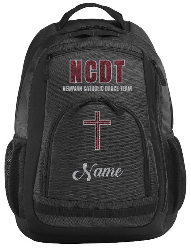 Newman Dance Team Backpack