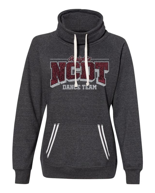 Newman Catholic Dance Team Cowl Neck