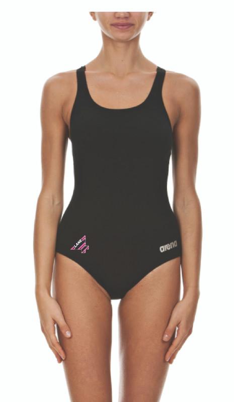 L4A Female Thick Strap Team Suit