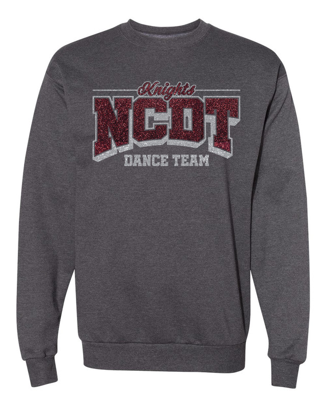 Newman Catholic Dance Team Crewneck Sweatshirt
