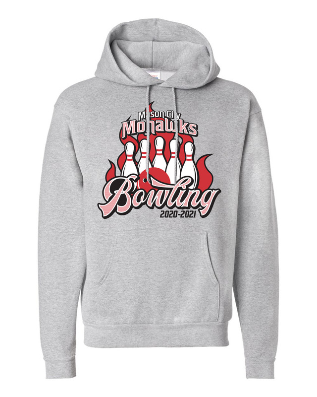 MCHS Bowling Hooded Sweatshirt