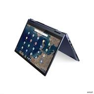 "Lenovo ThinkPad C13 Yoga Gen 1 20UX001YUS 13.3"" Touchscreen 2 in 1 Chromebook - Full HD - 1920 x 1080 - AMD Ryzen 3 3250C Dual-core (2 Core) 2.60 GHz - 4 GB RAM - 128 GB SSD - Abyss Blue"