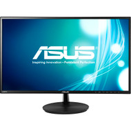 "ASUS VN247H-P 23.6"" LED LCD Monitor - 1 ms,Adjustable Display Angle - 1920 x 1080 , 250 Nit , 80,000,000:1 , Full HD , Speakers , HDMI , VGA"