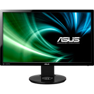 "ASUS VG248QE 24"" LCD Monitor - 1 ms,1920 x 1080 , Full HD , Speakers , DVI , HDMI , Black"