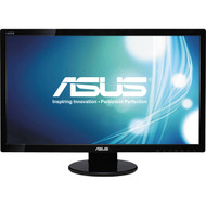 "ASUS VE278Q 27"" LED LCD Monitor - 16:9 - 2 ms,Adjustable Display Angle - 1920 x 1080 , 16.7 Million Colors , 300 Nit , 10,000,000:1 , Full HD"