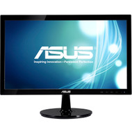 "ASUS VS208N-P 20"" LED LCD Monitor - 16:9 - 5 ms,Adjustable Display Angle - 1600 x 900 , 16.7 Million Colors , 250 Nit , 50,000,000:1 , HD+ , DVI"