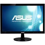 "ASUS VS197D-P 18.5"" LED LCD Monitor - 16:9 - 5 ms,Adjustable Display Angle - 1366 x 768 , 16.7 Million Colors , 250 Nit , 50,000,000:1 , WXGA , VGA"