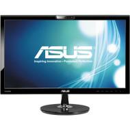 "ASUS VK228H-CSM 21.5"" LED LCD Monitor - 16:9 - 5 ms,Adjustable Display Angle - 1920 x 1080 , 16.7 Million Colors , 250 Nit , 80,000,000:1 , Full HD"