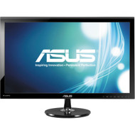 "ASUS VS278Q-P 27"" LED LCD Monitor - 16:9 - 1 ms,Adjustable Display Angle - 1920 x 1080 , 16.7 Million Colors , 300 Nit , 80,000,000:1 , Full HD"