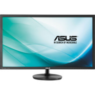 "ASUS VN289Q 28"" LED LCD Monitor - 16:9 - 5 ms,Adjustable Display Angle - 1920 x 1080 , 16.7 Million Colors , 300 Nit , 80,000,000:1 , Full HD"