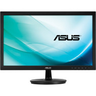 """ASUS VS228T-P 21.5"""" LED LCD Monitor - 16:9 - 5 ms,1920 x 1080 , 16.7 Million Colors , 250 Nit , 50,000,000:1 , Full HD , Speakers , DVI , VGA , Black"""