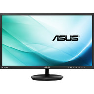 "Asus VN248Q-P 23.8"" LED LCD Monitor - 16:9 - 5 ms,1920 x 1080 , 16.7 Million Colors , 250 Nit , 80,000,000:1 , Full HD , Speakers , HDMI , VGA"