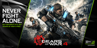 Gears of War 4 Game Code