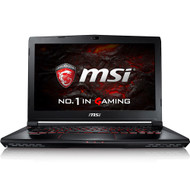 "MSI GS43VR PHANTOM PRO-069 14"" Gaming Laptop -Core i7-7700HQ Kabylake, 16GB RAM, 1TB+128 SSD, GTX1060 6G VRAM, VR Ready"