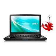 """MSI CX62 7QL-058 15.6"""" Laptop - Intel Core i5-7200U, GeForce 940M, 8GB DDR4, 1TB HDD, Win10 PRO"""