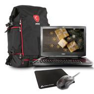 "MSI GT83VR TITAN SLI-253 18.4"" Gaming Laptop - Core i7-7920HQ (Kaby Lake), Dual GeForce® GTX1070 [SLI], 16GB RAM, 1TB HDD, Win 10, VR-Ready"