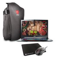 "MSI GE73VR Raider-002 17.3"" Gaming Laptop - Intel Core i7-7700HQ, NVIDIA GTX 1060, 32GB DDR4 RAM, 512GB SSD +1TB HDD,  Win10 Pro, VR Ready"