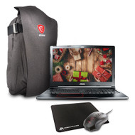 "MSI GE63VR Raider-002 15.6"" Gaming Laptop - Intel Core i7-7700HQ, GTX1060, 32GB DDR4, 512GB SSD +1TB HDD,  Win10 Pro, VR Ready"