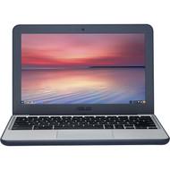 ASUS C202SA-YS02 11.6-inch  Chromebook - Intel Celeron 1.6 GHz, 4GB Memory, 16GB eMMC