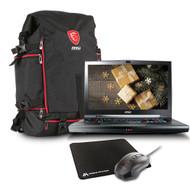 """MSI GT75VR TITAN-083 17.3"""" Gaming Laptop - Intel Core i7-7820HK, NVIDIA GTX 1070, 64GB RAM, 512GB SSD + 1TB HDD"""