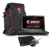 "MSI GT73VR TITAN PRO-865 17.3"" Gaming Laptop - Intel Core i7-7770HQ (KabyLake), NVIDIA GTX 1080, 32GB RAM, 512GB SSD + 1TB HDD"