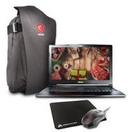 "MSI GE63VR Raider-075 15.6"" Gaming Laptop - Intel Core i7-7700HQ, NVIDIA GTX 1070, 16GB DDR4, 128GB SSD +1TB HDD,  Win10 Home, VR Ready"