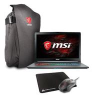"MSI GF72VR 7RF-650 17.3"" FHD Gaming Laptop - Intel Core i7-7700HQ, 16GB RAM, 1TB HDD, GTX 1060, Win 10"