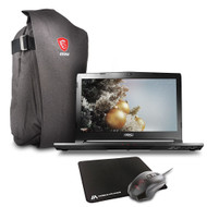 "MSI GS43VR PHANTOM PRO-210 14"" Gaming Laptop -Core i7-7700HQ, 32GB RAM, 1TB+512GB SSD, GTX1060, VR Ready"