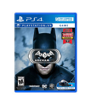 PlayStation 4 VR - Batman: Arkham VR Exclusive Console Video Game Disc