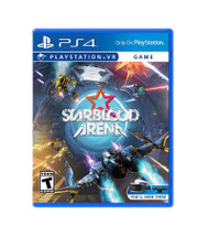 PlayStation 4 VR - Starblood Arena VR Game Exclusive Console Disc