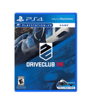 PlayStation 4 VR - Driveclub VR Game Exclusive Console Disc