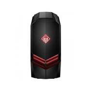 HP Omen 880-020 Gaming Desktop PC - AMD Ryzen5-1400 3.2GHz, AMD Radeon RX 580, 8GB RAM, 256GB SSD + 1TB HDD, Win 10