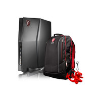 MSI Vortex G25-023US VR-Ready, i5-8400HQ, GTX1060, 16GB Memory, 256GB SSD + 1TB HDD, Win 10 Pro